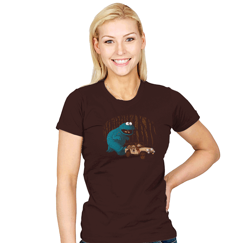 Monster Park - Womens - T-Shirts - RIPT Apparel