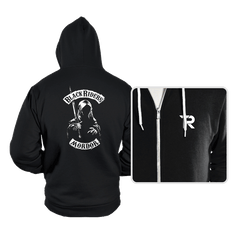 Mordor Black Riders - Hoodies - Hoodies - RIPT Apparel