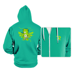 Link Bear - Hoodies - Hoodies - RIPT Apparel