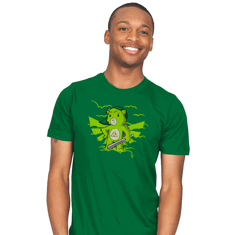 Link Bear - Mens - T-Shirts - RIPT Apparel