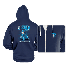 Iron Kid - Hoodies - Hoodies - RIPT Apparel