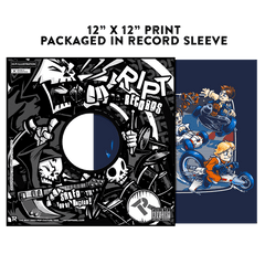 Super Star Kart - Album Cover Prints - Posters - RIPT Apparel
