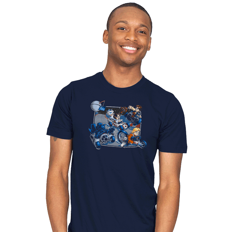 Super Star Kart - Mens - T-Shirts - RIPT Apparel