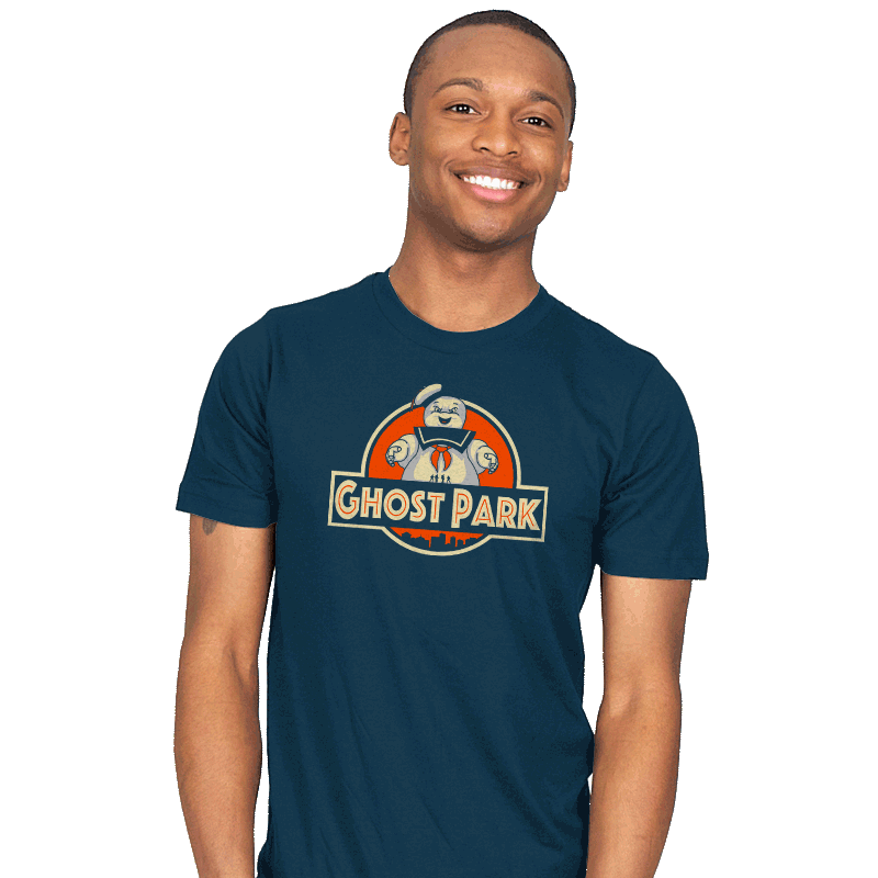Ghost Park - Mens - T-Shirts - RIPT Apparel