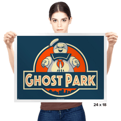 Ghost Park - Prints - Posters - RIPT Apparel