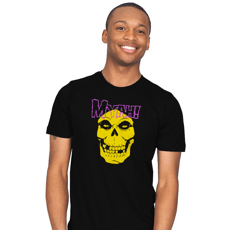 Miskeletor Myah - Mens - T-Shirts - RIPT Apparel