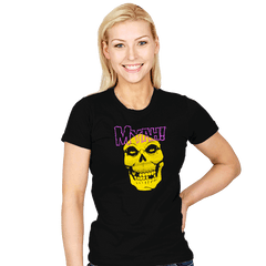 Miskeletor Myah - Womens - T-Shirts - RIPT Apparel