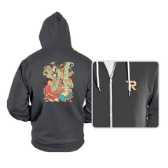 Wonderlands - Hoodies - Hoodies - RIPT Apparel