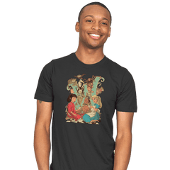 Wonderlands - Mens - T-Shirts - RIPT Apparel