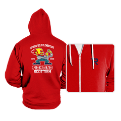 Fighting Scottish - Hoodies - Hoodies - RIPT Apparel