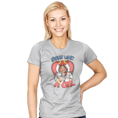 Fight Like A Princess - Womens - T-Shirts - RIPT Apparel