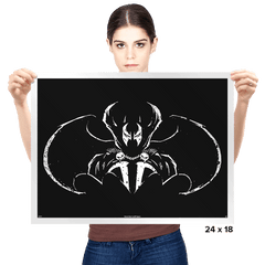 The Dark Spawn - Prints - Posters - RIPT Apparel