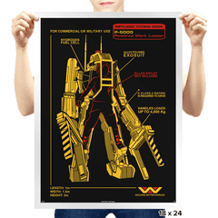 advanced gear - Prints - Posters - RIPT Apparel
