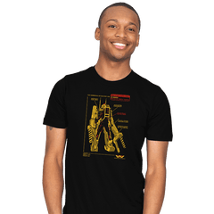 advanced gear - Mens - T-Shirts - RIPT Apparel