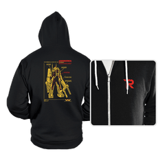 advanced gear - Hoodies - Hoodies - RIPT Apparel