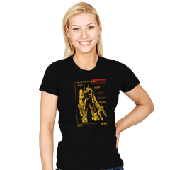 advanced gear - Womens - T-Shirts - RIPT Apparel