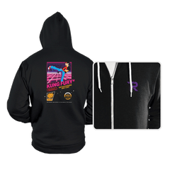 Kung Fu Retro Game - Hoodies - Hoodies - RIPT Apparel