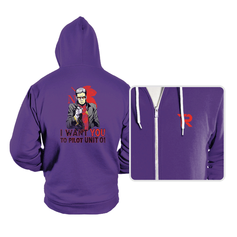 Get In The ... Robot!  - Hoodies - Hoodies - RIPT Apparel