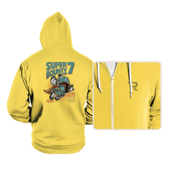 Super Bounty Hunter 7 - Hoodies - Hoodies - RIPT Apparel