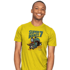 Super Bounty Hunter 7 - Mens - T-Shirts - RIPT Apparel