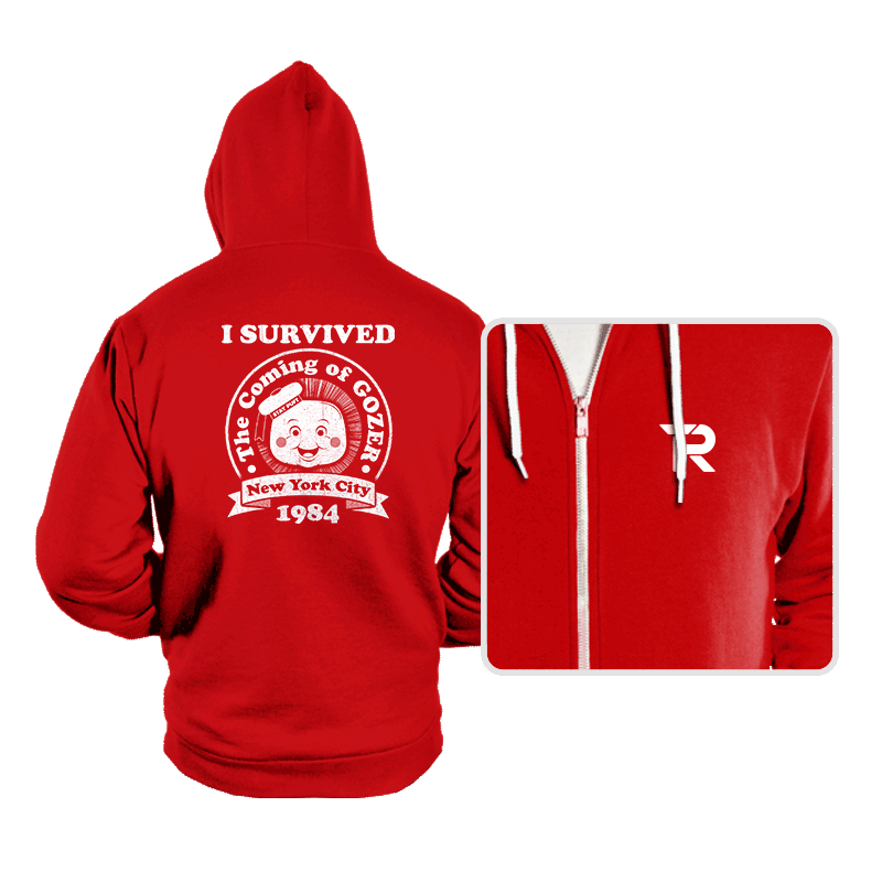Surviving 1984 - Hoodies - Hoodies - RIPT Apparel