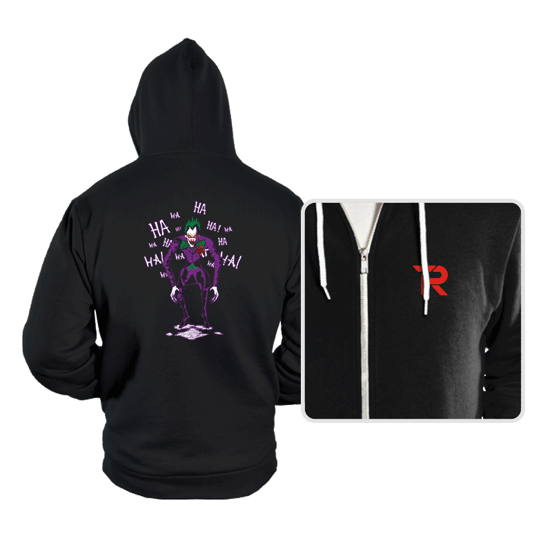 God of a New Arkham City - Hoodies - Hoodies - RIPT Apparel