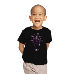 God of a New Arkham City - Youth - T-Shirts - RIPT Apparel
