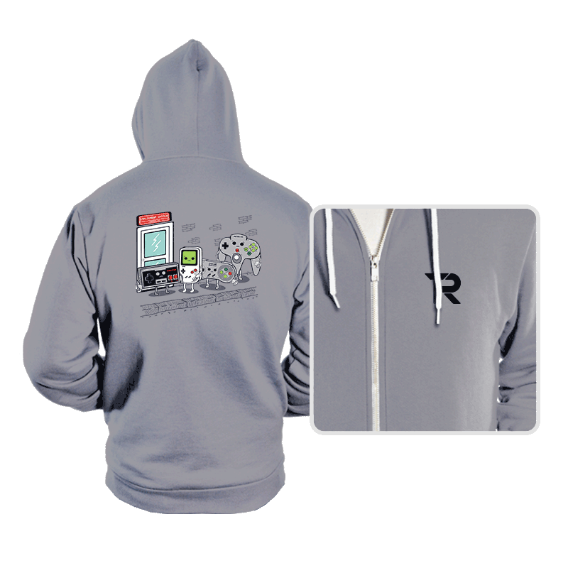 Employment Office - Hoodies - Hoodies - RIPT Apparel