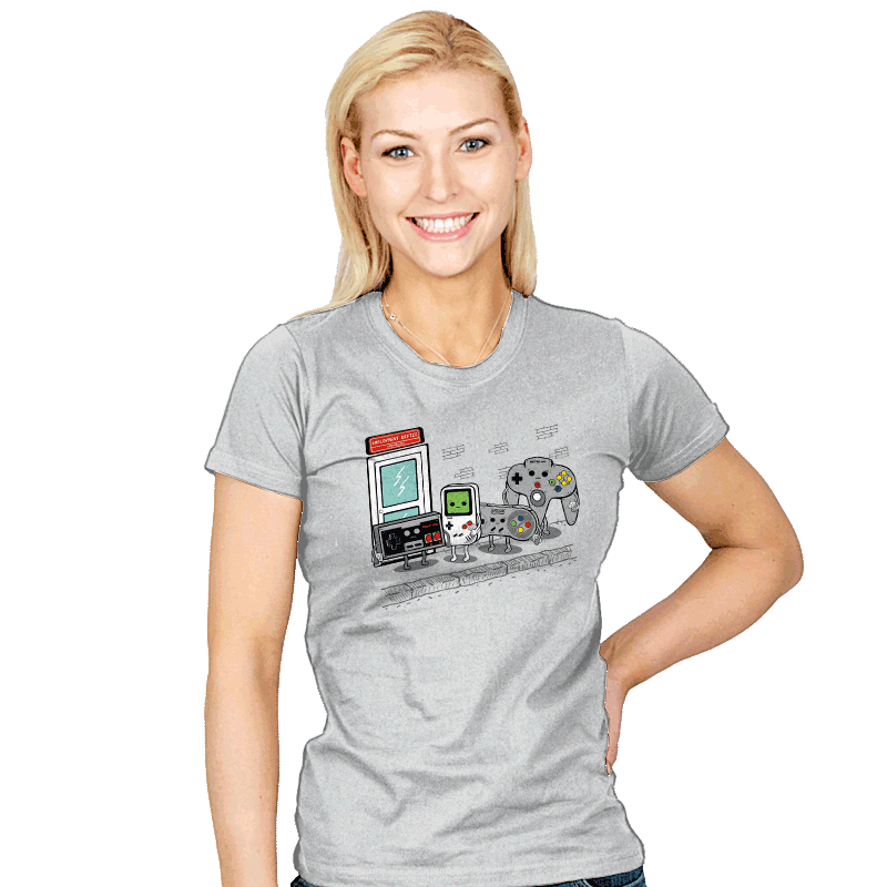 Employment Office - Womens - T-Shirts - RIPT Apparel