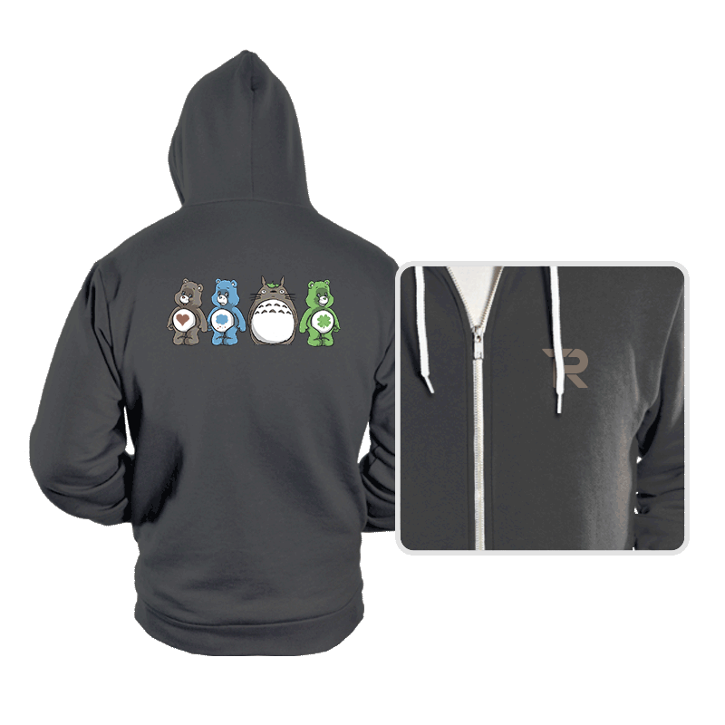 Care Neighbor - Hoodies - Hoodies - RIPT Apparel