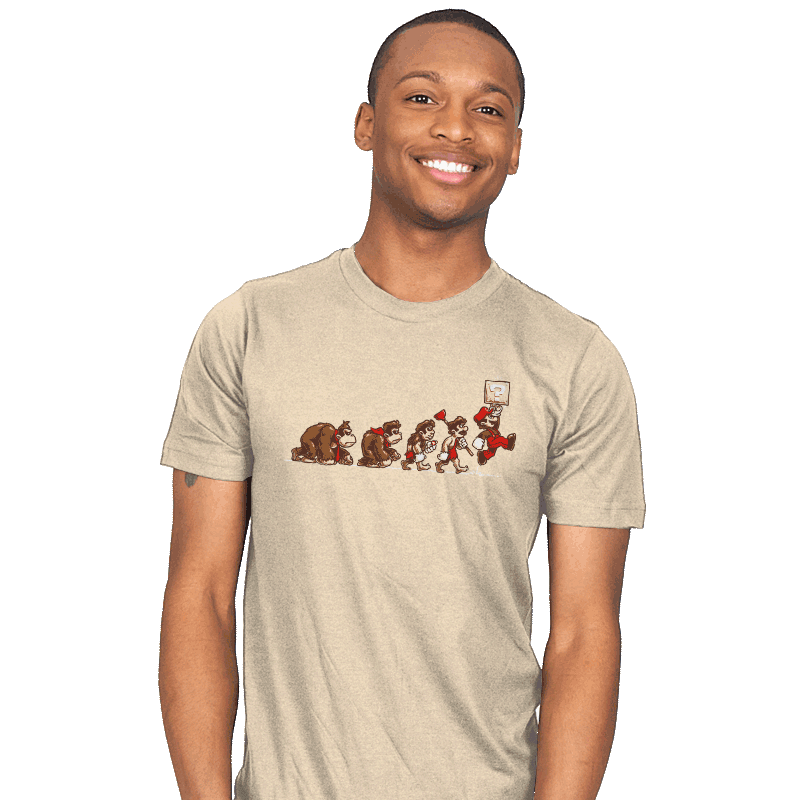 8-Bit Evolution - Mens - T-Shirts - RIPT Apparel