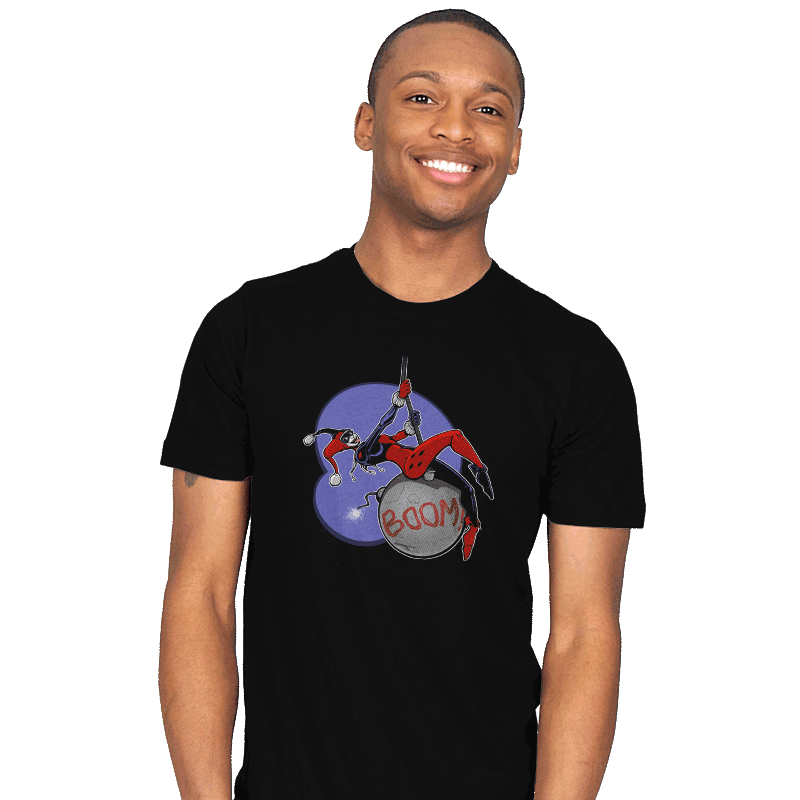 Wrecking Bomb - Mens - T-Shirts - RIPT Apparel