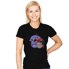 Wrecking Bomb - Womens - T-Shirts - RIPT Apparel