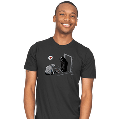CAT-AT's New Gift - Mens - T-Shirts - RIPT Apparel