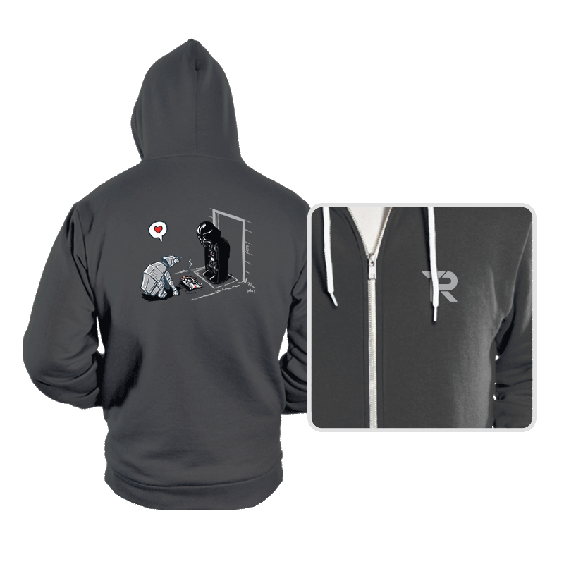 CAT-AT's New Gift - Hoodies - Hoodies - RIPT Apparel