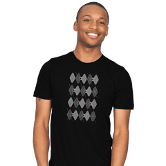 Argyle Fighters - Mens - T-Shirts - RIPT Apparel