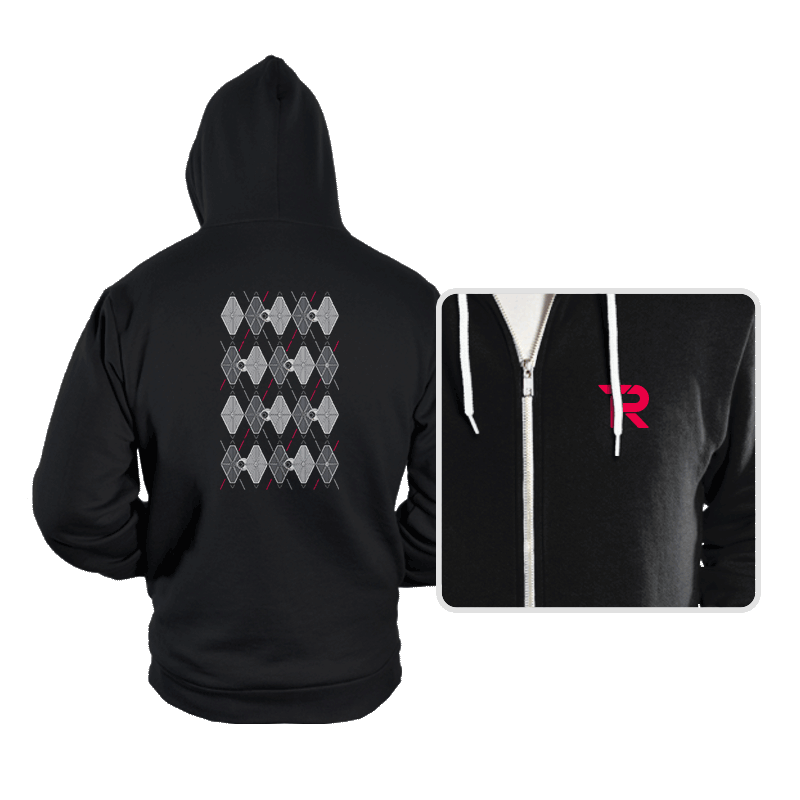 Argyle Fighters - Hoodies - Hoodies - RIPT Apparel