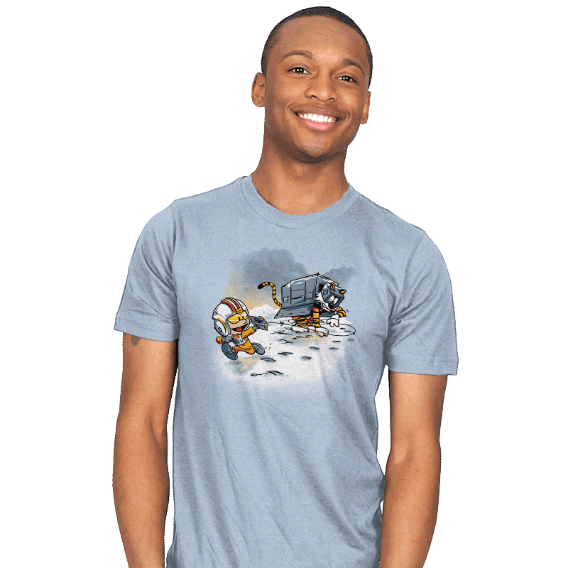Attack of the Deranged Killer Snow Walkers - Mens - T-Shirts - RIPT Apparel