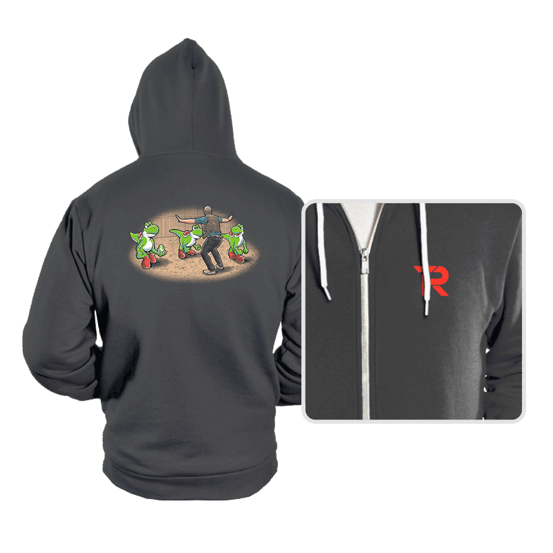 Yoshi World - Hoodies - Hoodies - RIPT Apparel