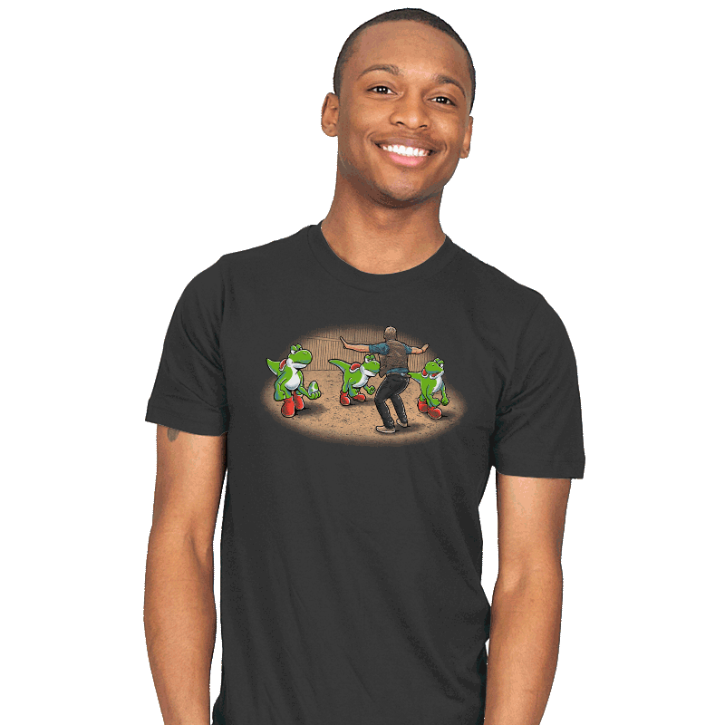Yoshi World - Mens - T-Shirts - RIPT Apparel