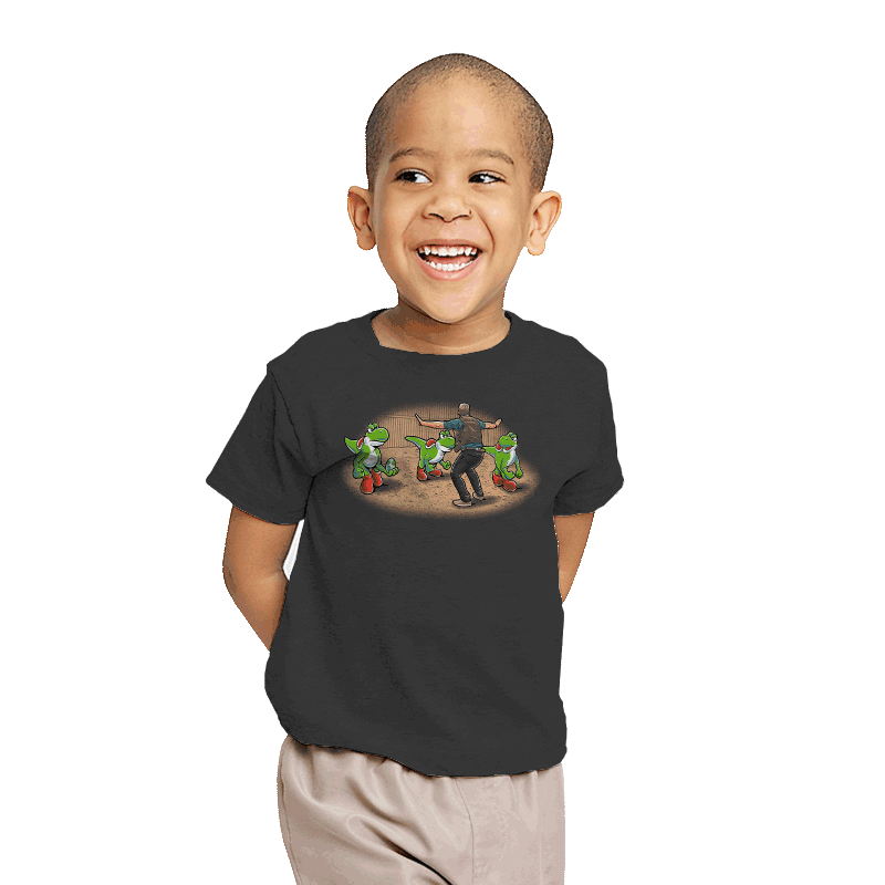 Yoshi World - Youth - T-Shirts - RIPT Apparel