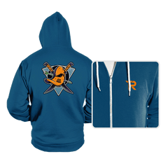 The Mighty Wilsons - Hoodies - Hoodies - RIPT Apparel