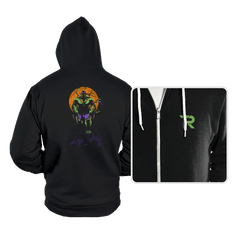 Big Bad Mutant Ninja - Hoodies - Hoodies - RIPT Apparel