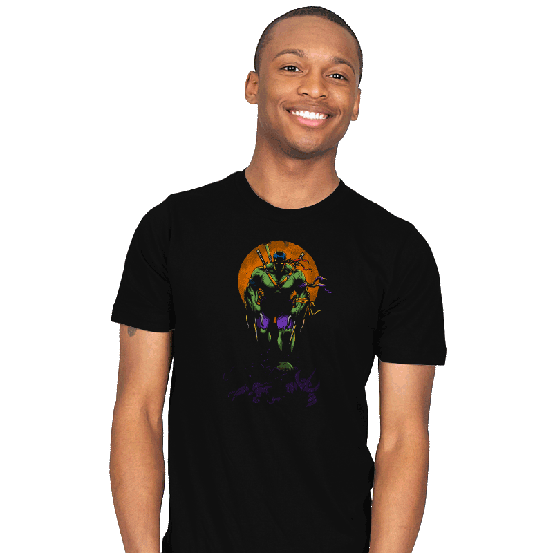 Big Bad Mutant Ninja - Mens - T-Shirts - RIPT Apparel