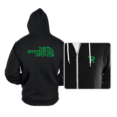 The Mystery Spot Shirt - Hoodies - Hoodies - RIPT Apparel