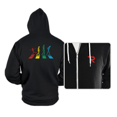 Stray Dog Strut - Hoodies - Hoodies - RIPT Apparel