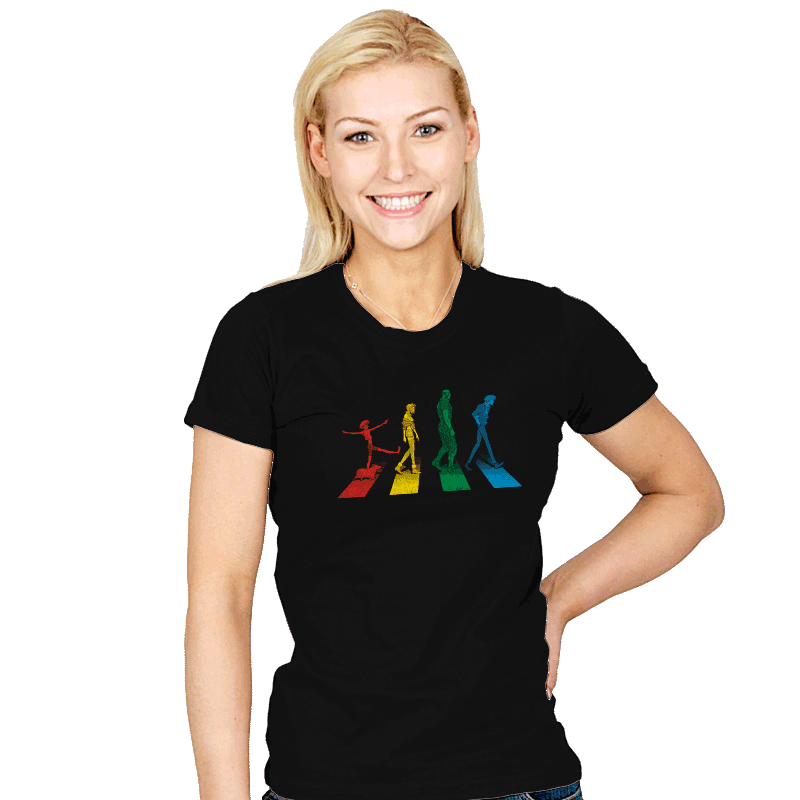 Stray Dog Strut - Womens - T-Shirts - RIPT Apparel