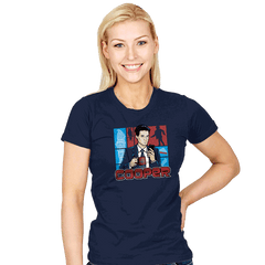 Cooper - Womens - T-Shirts - RIPT Apparel