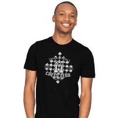 Pawns Go First - Mens - T-Shirts - RIPT Apparel