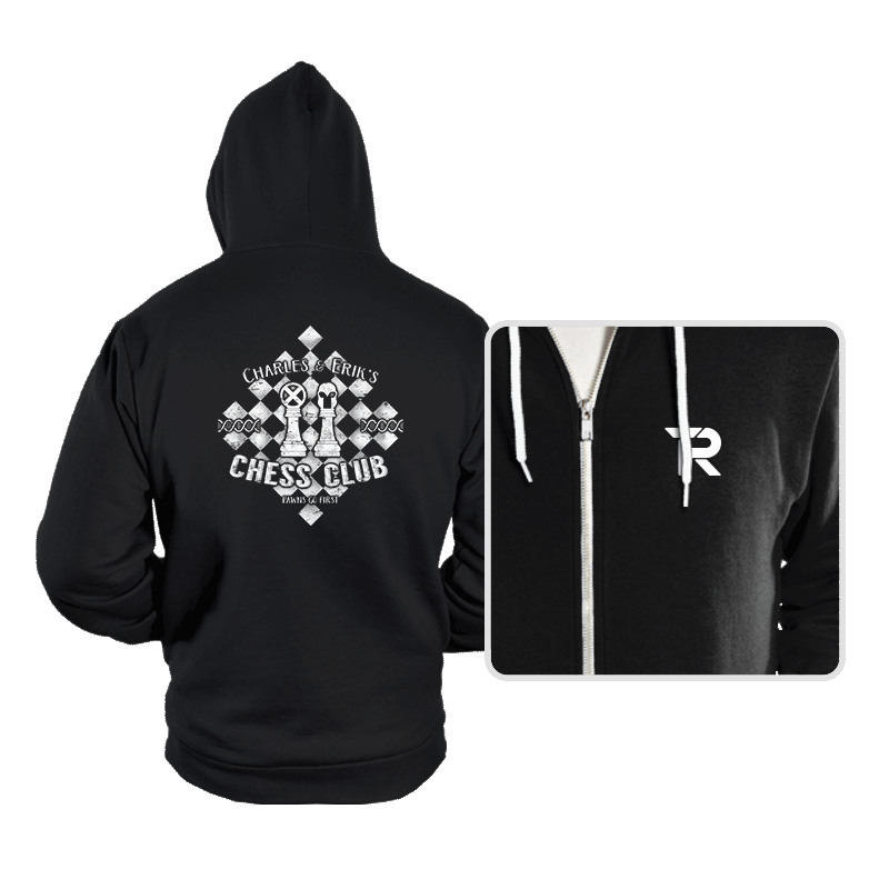 Pawns Go First - Hoodies - Hoodies - RIPT Apparel